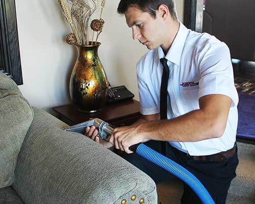 Upholstered Furniture Cleaning Service