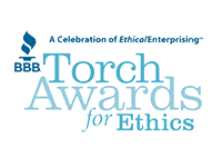 BBB Ethical Business Award