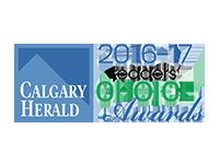 Calgary-Herald Readers Choice Award