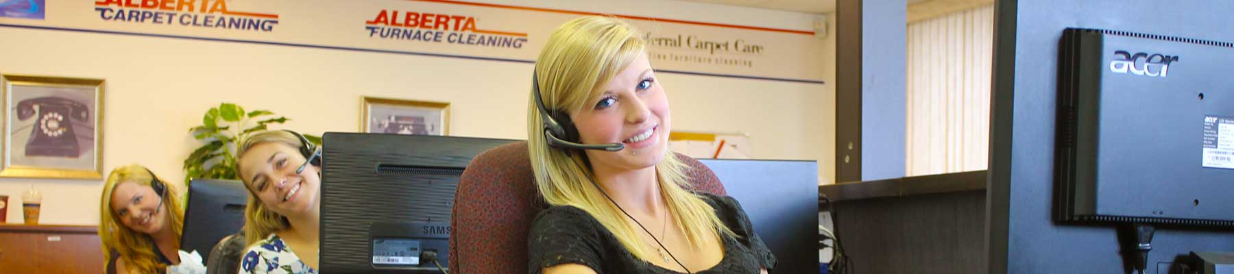Contact Alberta Home Services