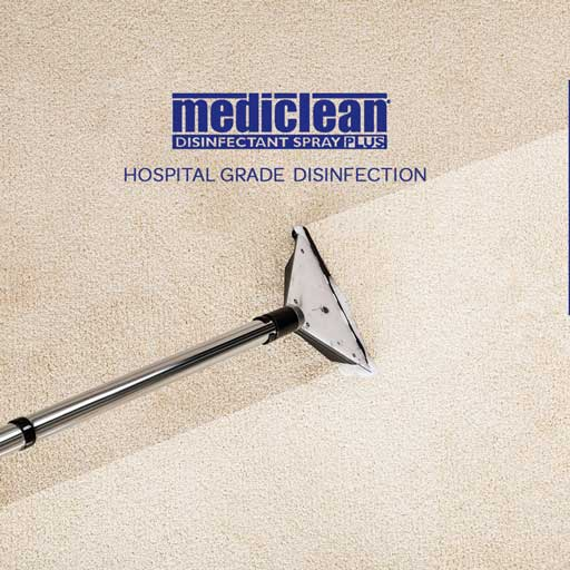 Mediclean Carpet Disinfectant